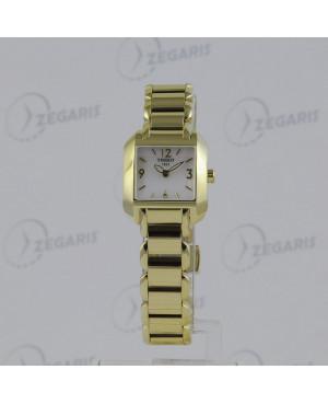 Szwajcarski zegarek damski Tissot T-Wave T02.5.285.82 Zegaris Rzeszów
