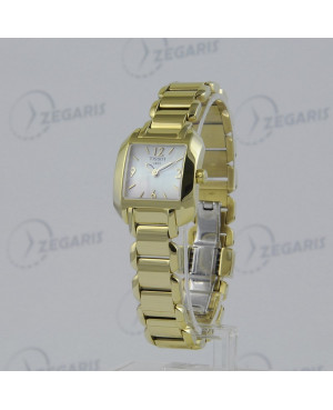 Tissot T-Wave T02.5.285.82 Szwajcarski zegarek damski Rzeszów