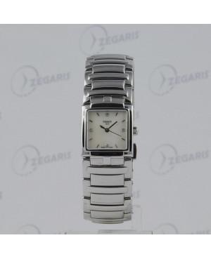 Szwajcarski zegarek damski Tissot T-Evocation Lady T051.310.11.116.00 Zegaris Rzeszów