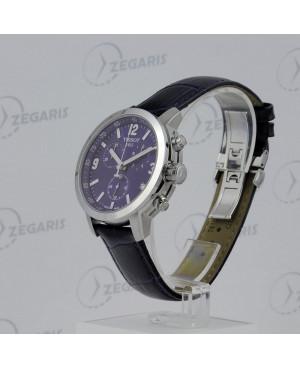 Szwajcarski, sportowy zegarek męski Tissot PRC 200 Chronograph T055.417.16.047.00 (T0554171604700) mechanizm kwarcowy