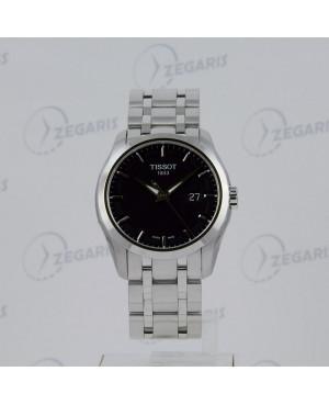Szwajcarski zegarek męski Tissot Couturier T035.410.11.051.00 Zegaris Rzeszów