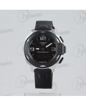 Szwajcarski zegarek męski Tissot T-Race Touch T081.420.17.057.01 Zegaris Rzeszów