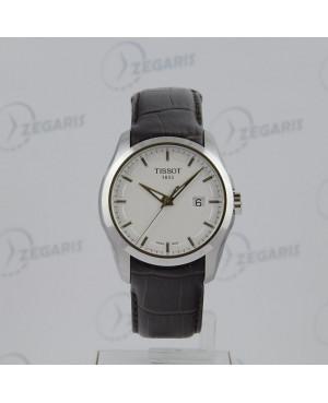 Szwajcarski zegarek męski Tissot Couturier T035.410.16.031.00 Zegaris Rzeszów