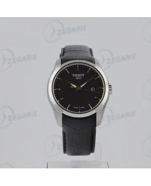 Szwajcarski zegarek męski Tissot Couturier T035.410.16.051.00 Zegaris Rzeszów
