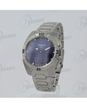 Tissot T-Touch Expert Solar T091.420.44.041.00 Szwajcarski zegarek męski Rzeszów