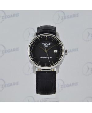 Szwajcarski zegarek męski Tissot Luxury T086.407.16.051.00 Zegaris Rzeszów