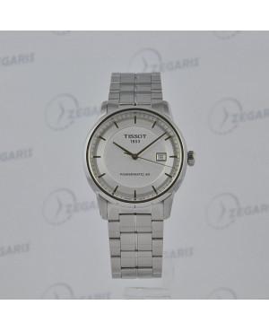 Szwajcarski zegarek męski Tissot Luxury Automatic T086.407.11.031.00 Zegaris Rzeszów