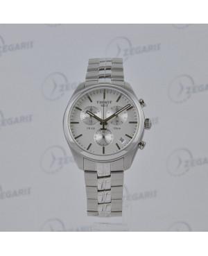 Szwajcarski zegarek męski Tissot PR 100 Gent T101.417.11.031.00 Zegaris Rzeszów