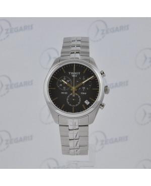 Sszwajcarski zegarek męski Tissot PR 100 Gent T101.417.11.051.00 Zegaris Rzeszów
