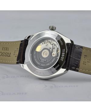 Zegarek męski Tissot PR100 Powermatic 80 T101.407.16.071.00 (T1014071607100) szafirowe szkło Zegaris Rzeszów