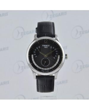 Szwajcarski zegarek męski Tissot Tradition T063.637.16.057.00 Zegaris Rzeszów