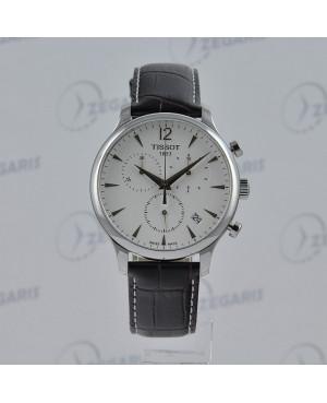 Szwajcarski zegarek męski Tissot Tradition T063.617.16.037.00 Zegaris Rzeszów