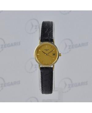 Szwajcarski zegarek damski Tissot Goldrun Lady T71.2.114.21 Zegaris Rzeszów