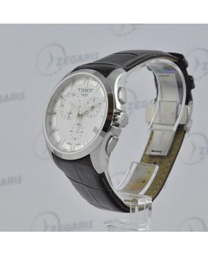 Zegarek męski Tissot Couturier Quartz GMT T035.439.16.031.00 Szwajcarski Rzeszów