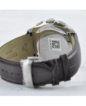 Tissot Couturier Quartz GMT T035.439.16.031.00 Szwajcarski zegarek męski Rzeszów