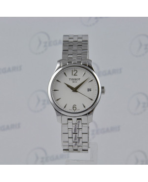 Szwajcarski zegarek damski Tissot Tradition T063.210.11.037.00 Zegaris Rzeszów