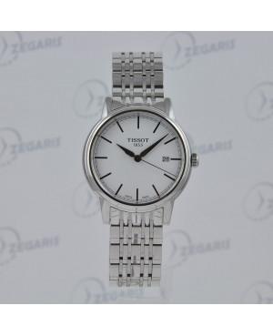 Szwajcarski zegarek męski Tissot Carson T085.410.11.011.00 Zegaris Rzeszów