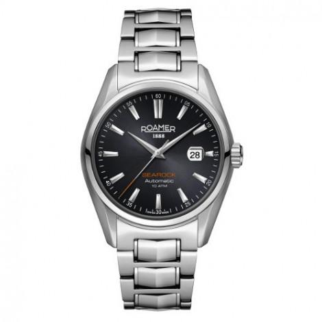 Szwajcarski zegarek męski ROAMER Searock Automatic Gents 210633 41 55 20 (210633415520)