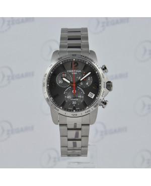 Szwajcarski zegarek męski Certina DS Podium Chrono C034.417.44.087.00 Zegaris Rzeszów