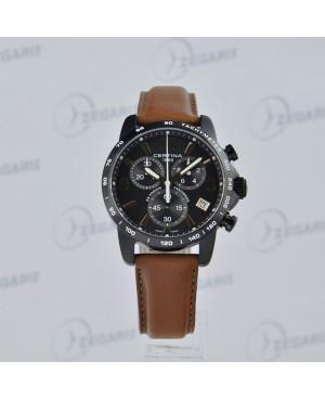 Szwajcarski zegarek męski Certina DS Podium Chrono C034.417.36.057.00 Zegaris Rzeszów