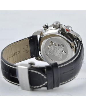 Certina Podium Big Size Chrono C001.647.16.037.00 Szwajcarski zegarek męski Rzeszów