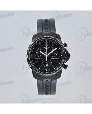 Szwajcarski zegarek męski Certina Podium Big Size Chrono C001.647.17.057.00 Zegaris Rzeszów