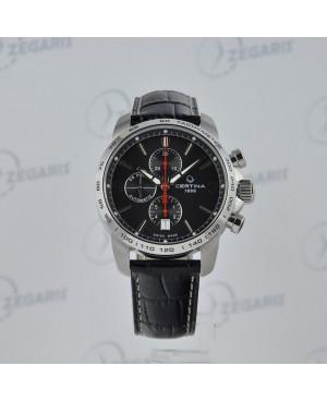 Szwajcarski zegarek męski Certina Podium Chrono Automatic C001.427.16.057.00 Zegaris Rzeszów