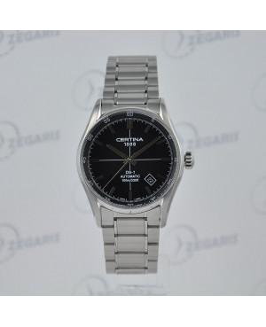 Szwajcarski zegarek męski Certina DS-1 C006.407.11.051.00 Zegaris Rzeszów