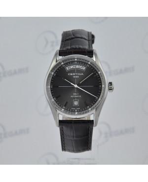 Szwajcarski zegarek męski Certina DS-1 Day-Date C006.430.16.081.00 Zegaris Rzeszów