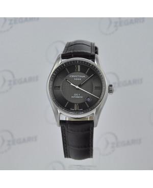 Szwajcarski zegarek męski Certina DS-1 C006.407.16.088.00 Zegaris Rzeszów