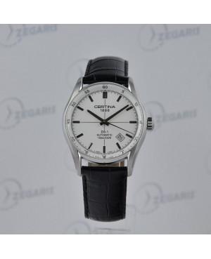 Szwajcarski zegarek męski Certina DS-1 C006.407.16.031.00 Zegaris Rzeszów