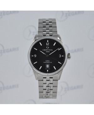 Szwajcarski zegarek męski Certina DS Powermatic 80 C026.407.11.057.00 Zegaris Rzeszów