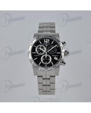Szwajcarski zegarek męski Certina DS Sport Chrono C027.417.11.057.00 Zegaris Rzeszów