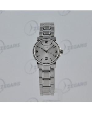 Szwajcarski zegarek damski Certina DS Caimano Lady C017.210.11.037.00 Zegaris Rzeszów
