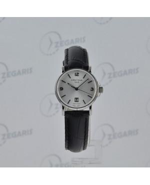 Szwajcarski zegarek damski Certina DS Caimano Lady C017.210.16.037.00 Zegaris Rzeszów