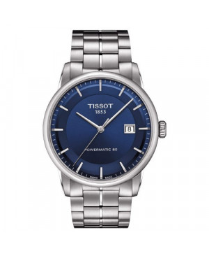 TISSOT T086.407.11.041.00 Luxury Powermatic 80 (T0864071104100)