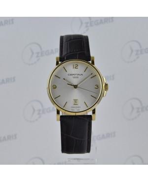 Szwajcarski zegarek męski Certina DS Caimano C017.410.36.037.00 Zegaris Rzeszów