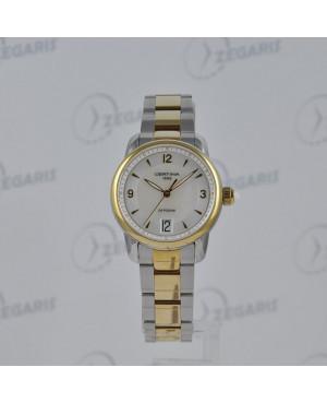 Szwajcarski zegarek damski Certina DS Podium Lady C025.210.22.117.00 Zegaris Rzeszów