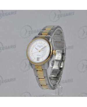 Zegarek damski Certina DS Podium Lady C025.210.22.117.00 Szwajcarski Rzeszów
