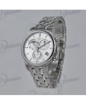 Zegarek męski Certina DS Chrono Moon Phase C033.450.11.031.00 Szwajcarski Rzeszów