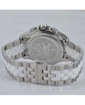 Certina DS First Lady Ceramic Chrono C030.217.11.017.00 Szwajcarski zegarek damski Rzeszów