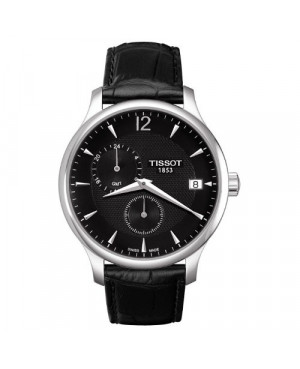 TISSOT T063.639.16.057.00 Tradition GMT (T0636391605700)