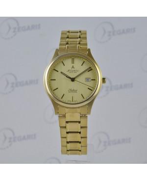 Szwajcarski zegarek męski Atlantic Seabase 60347.45.31 Zegaris Rzeszów
