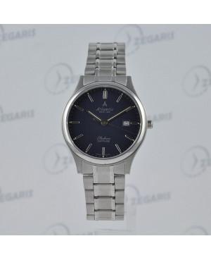 Szwajcarski zegarek męski Atlantic Seabase 60347.41.51 Zegaris Rzeszów