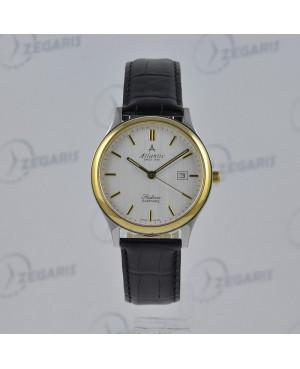 Szwajcarski zegarek męski Atlantic Seabase 60342.43.21 Zegaris Rzeszów