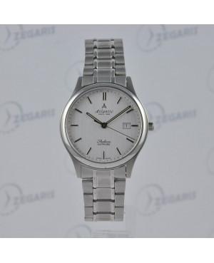 Szwajcarski zegarek męski Atlantic Seabase 60347.41.21 Zegaris Rzeszów