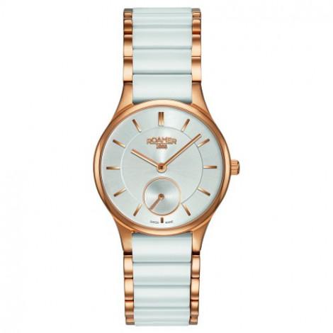 Szwajcarski zegarek damski ROAMER Ceraline Lady 677855 49 15 60