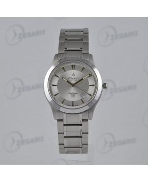 Szwajcarski zegarek męski Atlantic Seahunter 330 71365.41.21 Zegaris Rzeszów