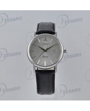 Szwajcarski zegarek męski Atlantic Seacrest 50354.41.21 Zegaris Rzeszów