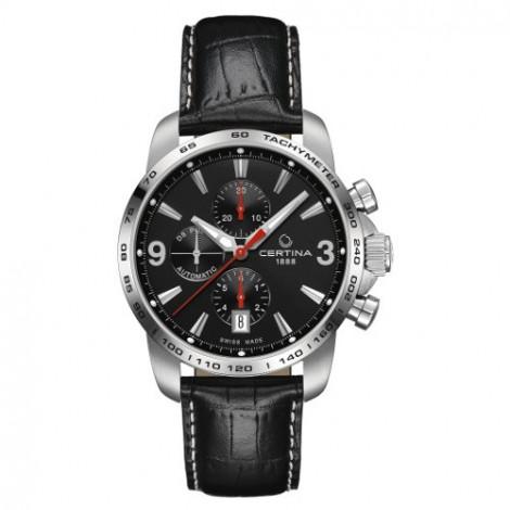 Szwajcarski, sportowy zegarek męski Certina DS Podium Chronograph Automatic C001.427.16.057.00 (C0014271605700)